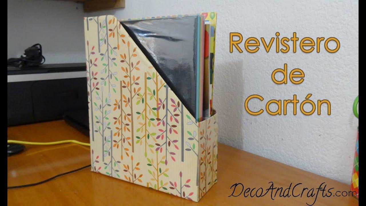 Portapapeles De Carton