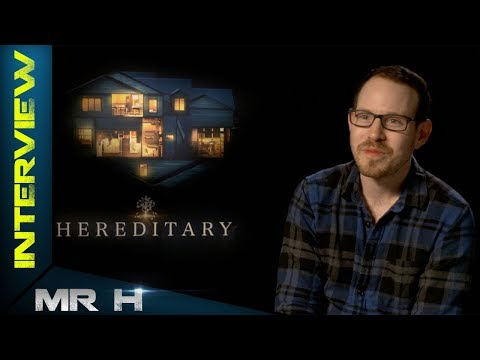 HEREDITARY - Interviewing Writer/Director Ari Aster
