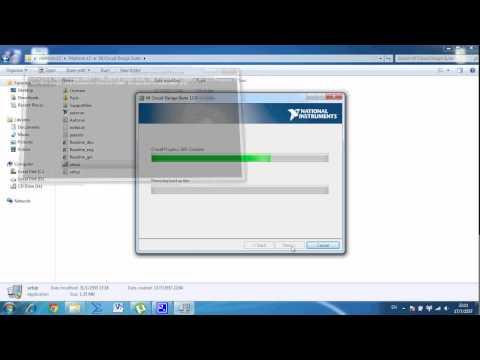 ขั้นตอนการลงโปรแกรม Multisim 12
