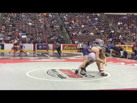 District 3 Wrestling Championships Day 3 Highlights - Dauer: 3 Minuten, 8 Sekunden