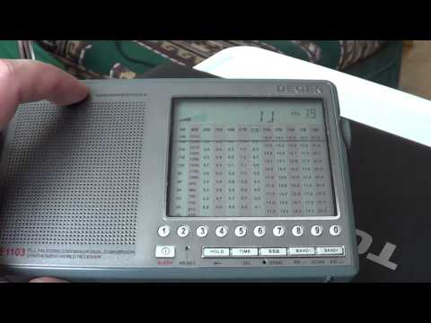 Shortwave Radio Listening At Home Improve Signal With A