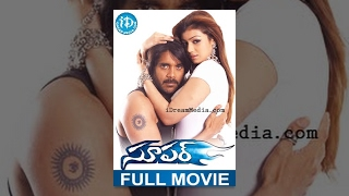 Super Telugu Full Movie | Nagarjuna, Ayesha Takia, Anushka Shetty | Puri Jagannadh | Sandeep Chowta thumbnail