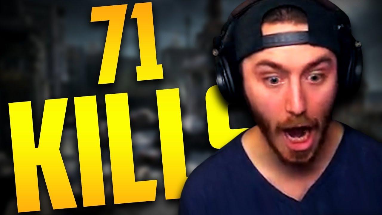 71 KILL COMEBACK (Gears of War 4)