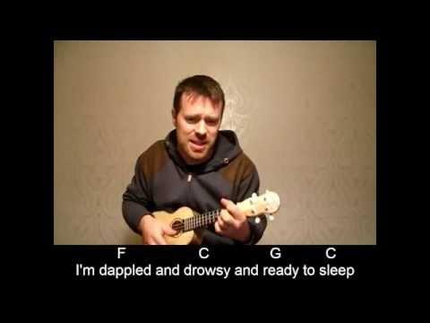 Feelin' Groovy by Simon & Garfunkel (Easy Ukulele Tutorial)