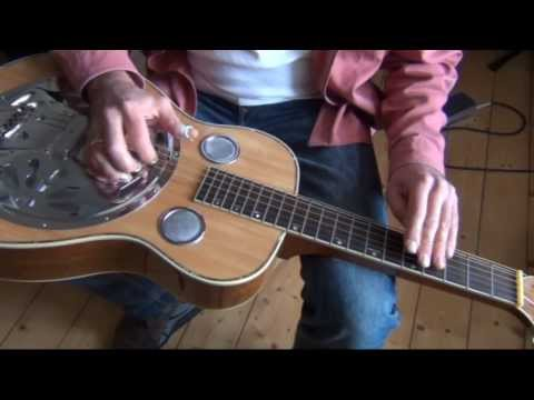 Smoke On The Water (Lapsteel/Dobro Version!)