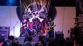 Rolland Band Giggolo Live At NIGHT OF FIRE 2