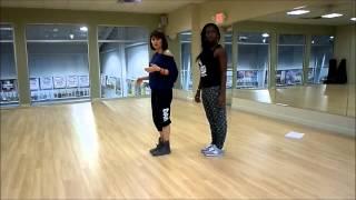 D Low Shuffle Dance Tutorial