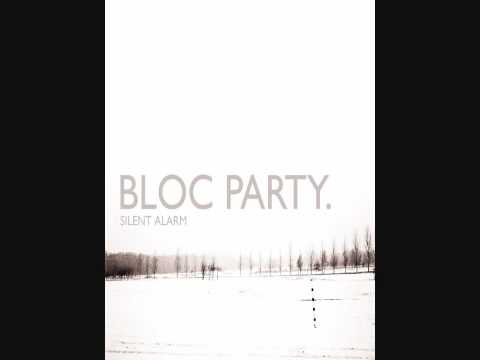 Bloc Party - Like Eating Glass HD + Lyrics