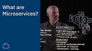VIDEO: What are Microservices?
