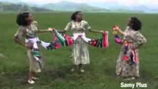 Traditional Amharic Music- Samy Defrew-  Gojjam