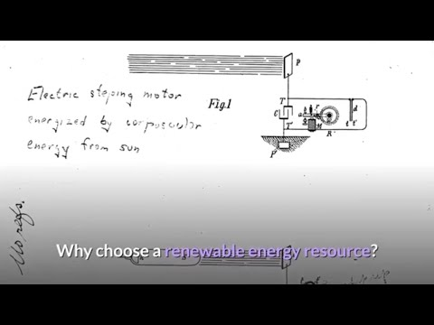 A Renewable Energy Source - A Perpetual Energy Source - Radiant Energy Generator