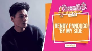 Rendy Pandugo - By My Side 'Gombal Kuno' (Acoustic Interview Part 3)