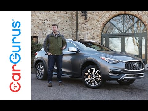 2017 Infiniti QX30 | CarGurus Test Drive Review