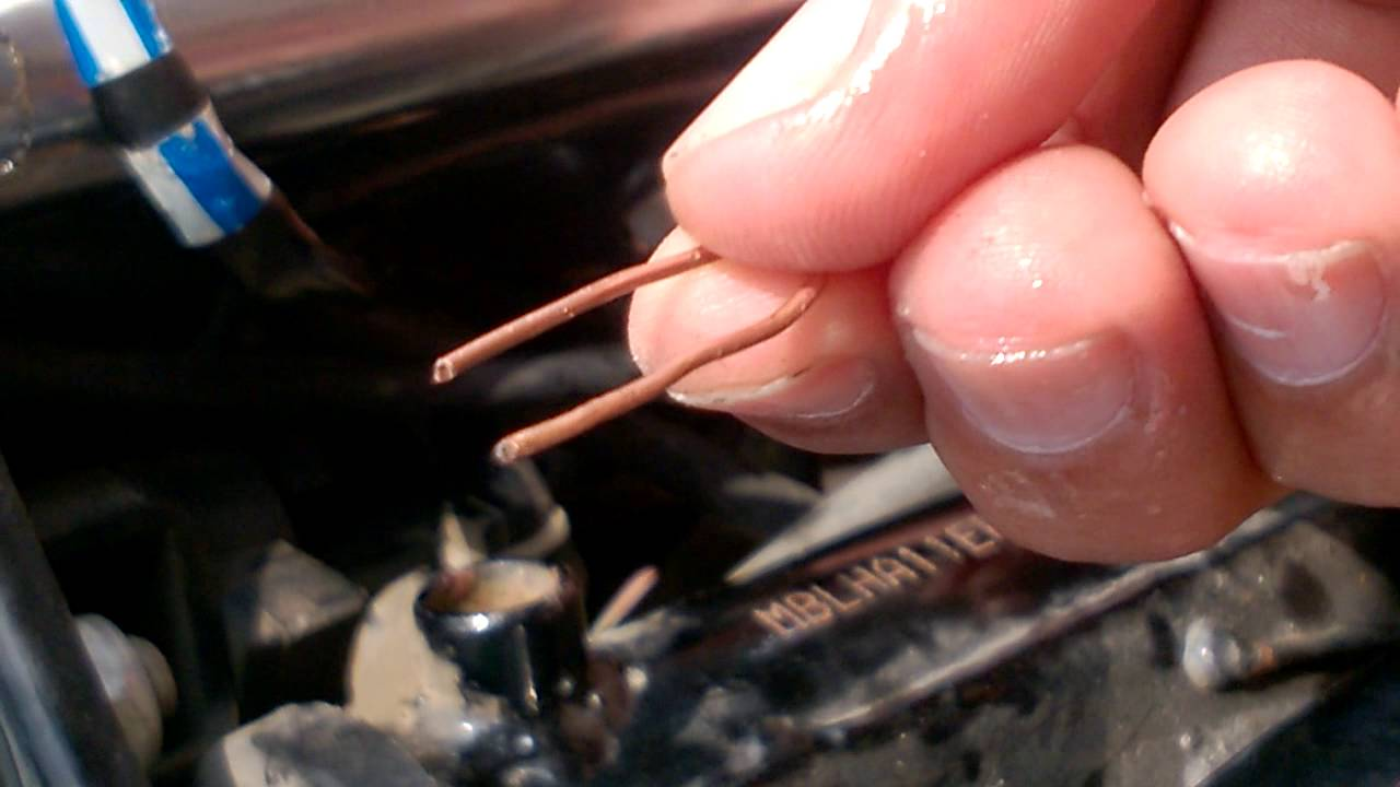 Start The Bike Without Key In Just 1 Minute Youtube Zx600 Wiring Diagram