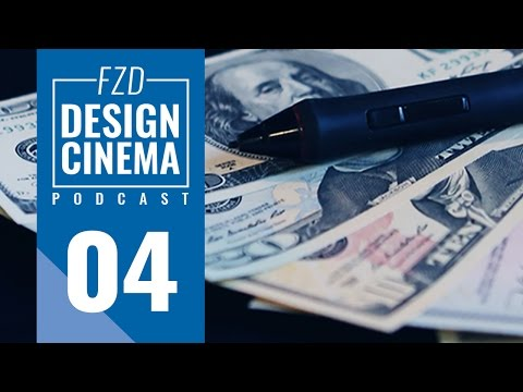 Design Cinema Podcast EP 4 – Money