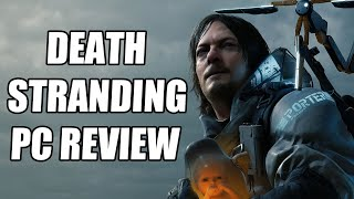 Death Stranding PC Review - The Final Verdict (Video Game Video Review)