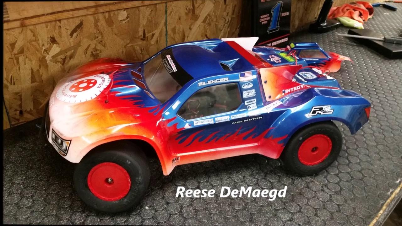 RC Short Course Carpet Racing