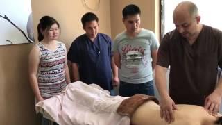 Курсы массажа в академии красоты Beauty Med