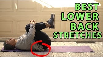 11 Best Lower Back Stretches For Pain & Stiffness