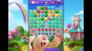 Candy Crush Friends Saga Level 570 (No boosters)