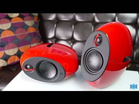 Sexy Bluetooth Speakers. Sexy Sound? Edifier Luna Eclipse HD