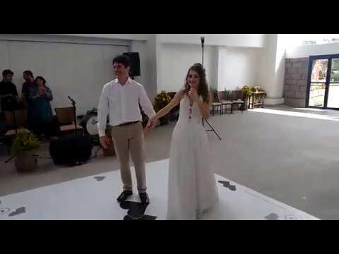 Casamento Vê e Rafa - Dança - Ain&39;t no mountain high enough