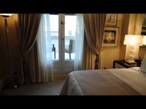 My Mossaic Suite At The Prince De Galles Paris