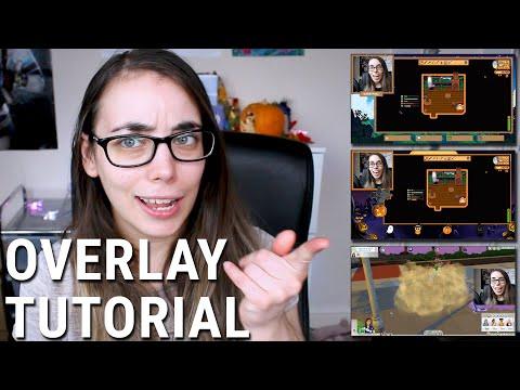 How To Make A Twitch Overlay In Photoshop - 2019 Overlay Tutorial