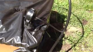 EarthBox Grow Install / Auto Water Feeding Hack - Saving Money Tips