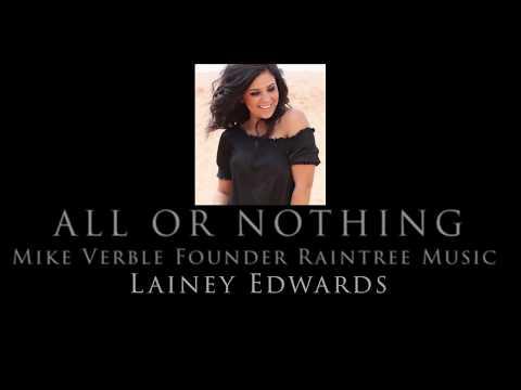 All or Nothing - RainTree Music Group | Lyrics video |