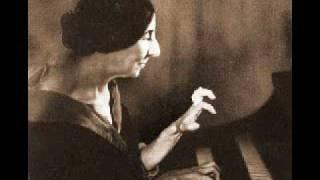J.S.Bach-Chromatic Fantasy and Fugue. Landowska Part 1 Fantasia