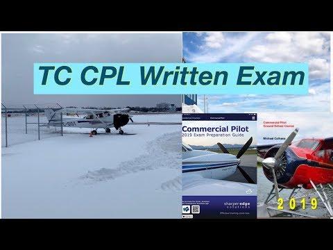 CANADIAN CPL WRITTEN EXAM PREPARATION | TC EXAMS