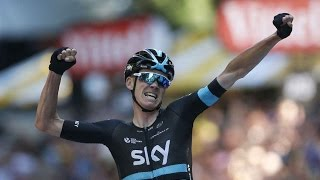 Chris Froome 2016 - Highlights