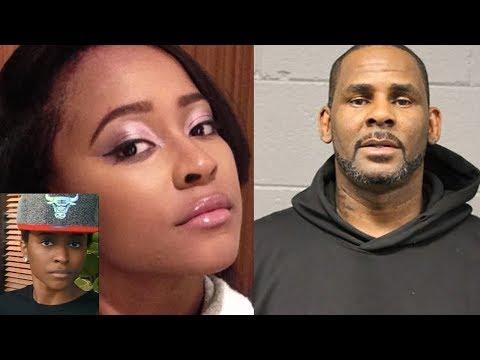 Jennifer Allen - R. Kelly's former live-in girlfriend speaks out