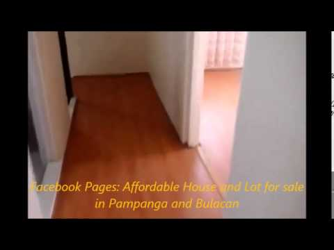 House for sale in Pampanga near Sm San Fernando  Lorraine Model   Solana Country Homes