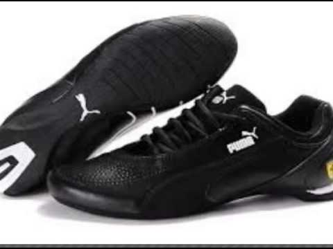 black puma womens shoes