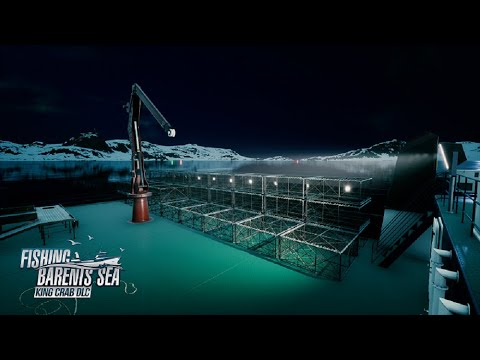 Fishing  Barents Sea, King Crab Dlc