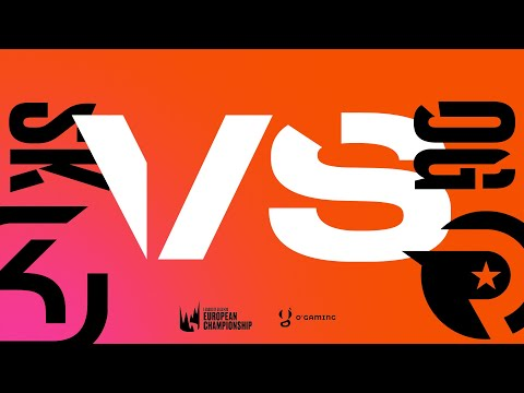 LEC Summer 2020 - SK vs OG - W8D2