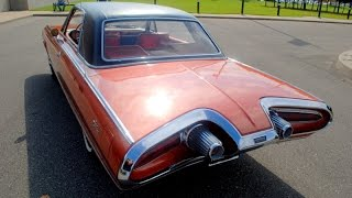 Chrysler Turbine Car Ride With Sound!