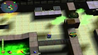 Future Cop L.A.P.D. (PC) Gameplay