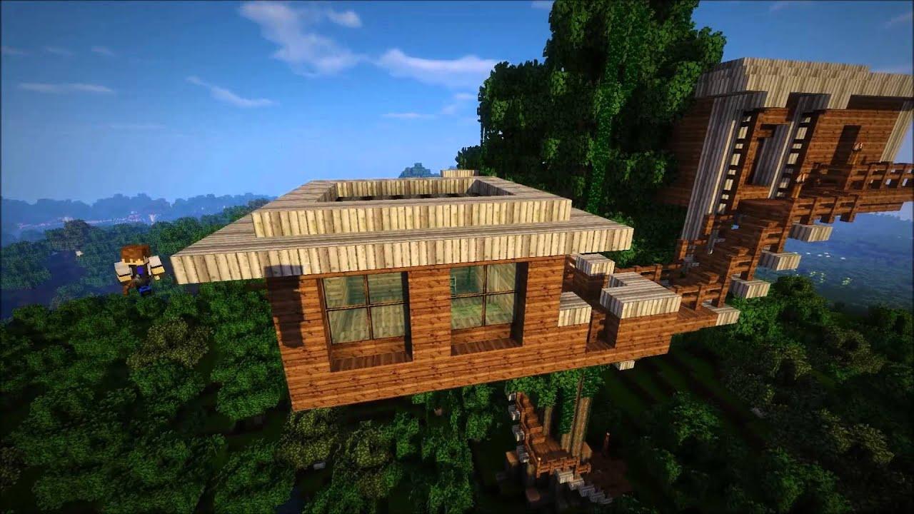 домик на дереве в майнкрафт для начинающих омлет представляет собой