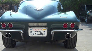 1967 Corvette  Copue 327/300HP ClassicAndMuscleCar.com FOR SALE