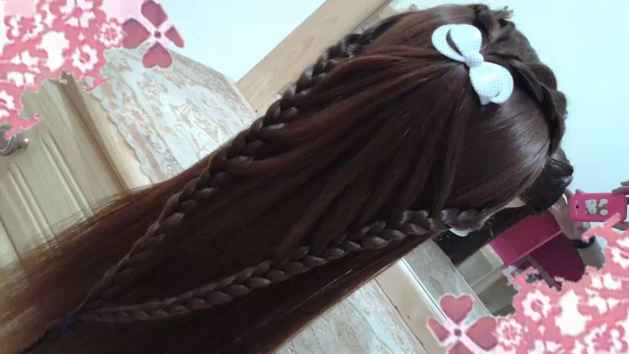 Peinados Faciles Nias Top Paso A Paso Para Crear Peinados Bellos