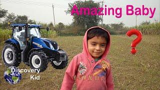Little baby funny moment | Avi - The discovery kid | अवि की खोज | Kaushik Vlogs