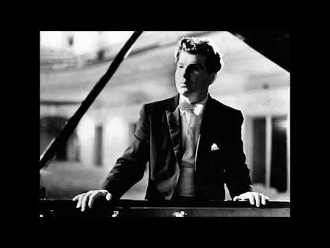 Emil Gilels plays Bach Partita 1