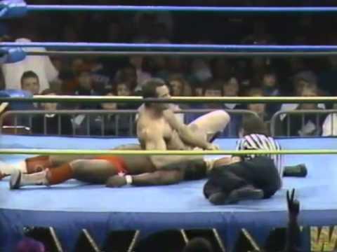 Rick Rude vs Gary Jackson