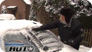 Autotipps für den Winter | Frostschutz & Co.