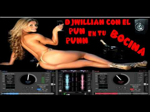 CUMBIA SALVADORENA MIX DJWILLIAM