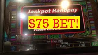 $200 INTO $8618.75 ! BELIEVE IT! PARLAYED ONE JACKPOT INTO MEGA JACKPOT HANDPAY!