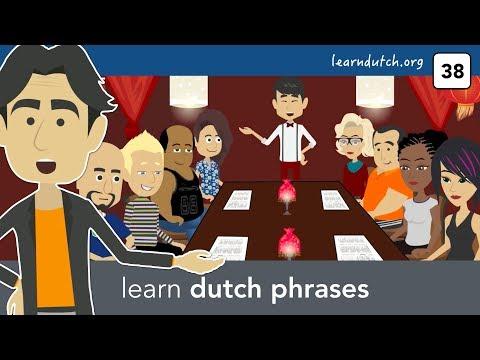 Dutch grammar applied: the indirect object (het meewerkend voorwerp)